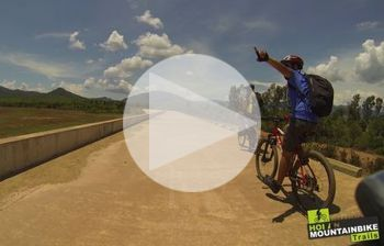 "Watch the video ""Lost in Vietnam"" MTB tour of 2 days"